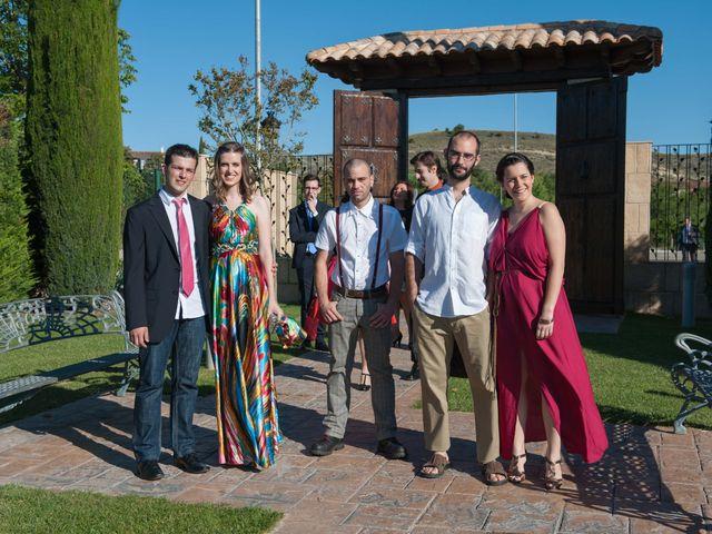 La boda de Carlos y Jessica en Calatayud, Zaragoza 6