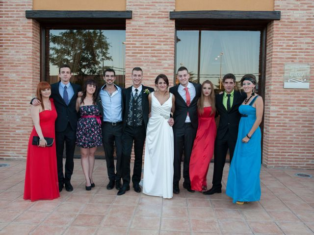 La boda de Carlos y Jessica en Calatayud, Zaragoza 11