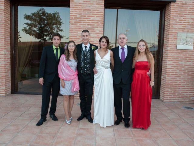 La boda de Carlos y Jessica en Calatayud, Zaragoza 14