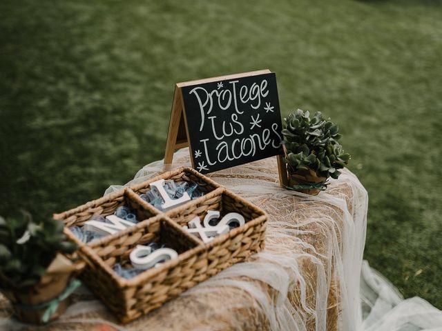 La boda de Emi y Dol en Madrid, Madrid 9