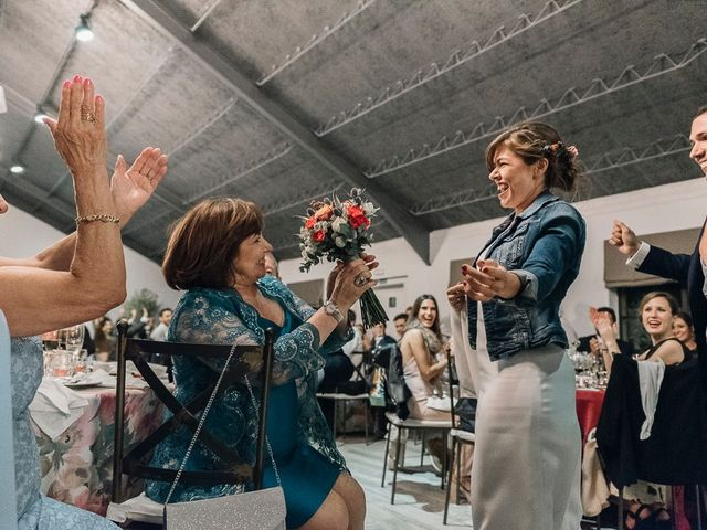 La boda de Emi y Dol en Madrid, Madrid 42