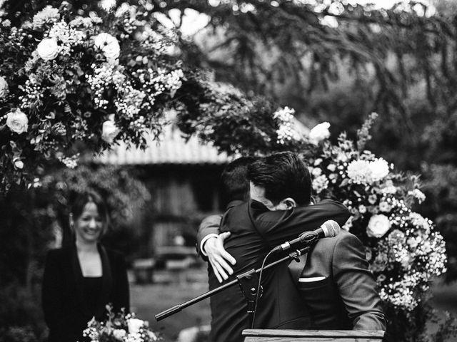 La boda de Emi y Dol en Madrid, Madrid 98