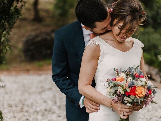 La boda de Emi y Dol en Madrid, Madrid 105