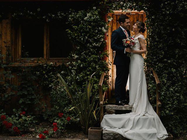 La boda de Emi y Dol en Madrid, Madrid 1