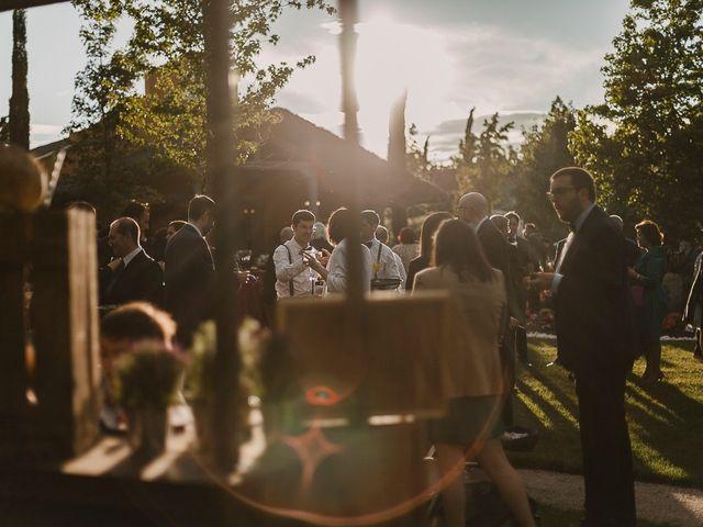 La boda de Emi y Dol en Madrid, Madrid 113
