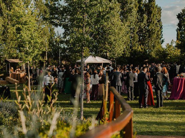 La boda de Emi y Dol en Madrid, Madrid 115