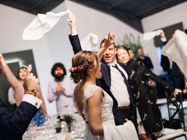 La boda de Emi y Dol en Madrid, Madrid 119