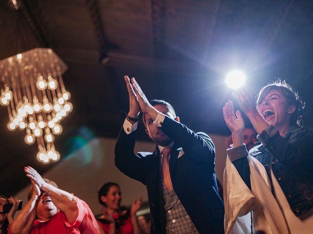 La boda de Emi y Dol en Madrid, Madrid 125