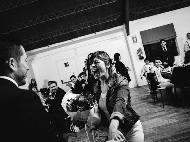 La boda de Emi y Dol en Madrid, Madrid 136