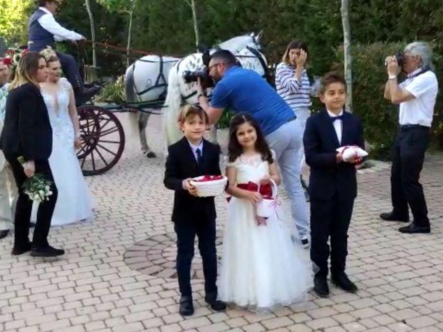 La boda de David y Gema en Illescas, Toledo 1
