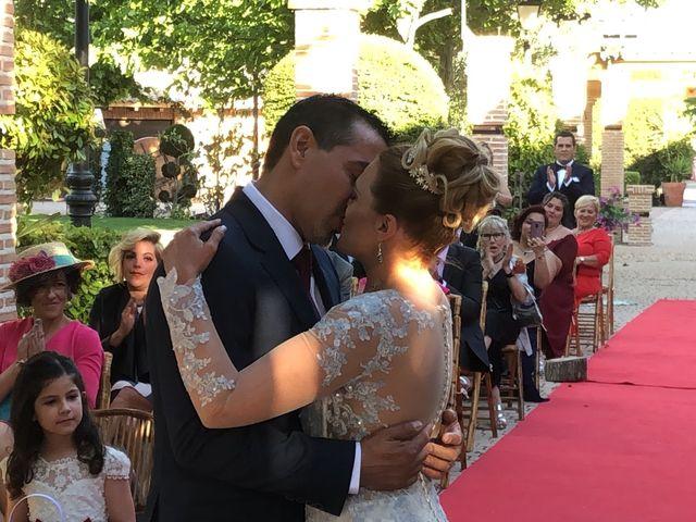 La boda de David y Gema en Illescas, Toledo 8