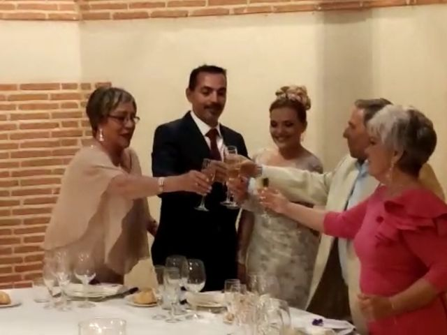 La boda de David y Gema en Illescas, Toledo 11