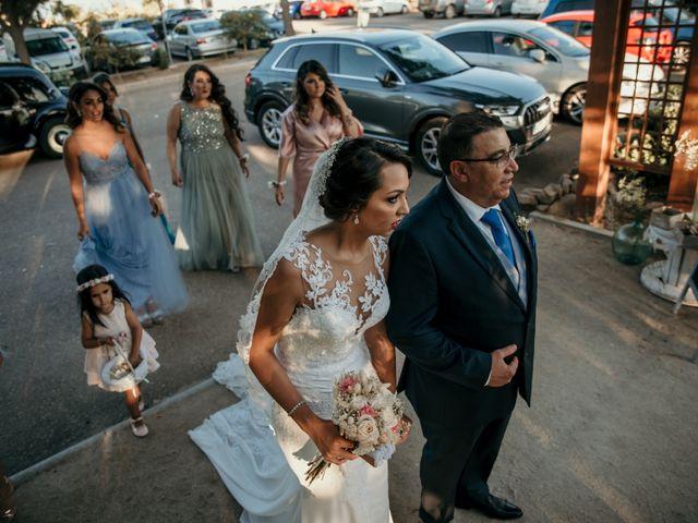 La boda de Miguel y Lurdes en Badajoz, Badajoz 41