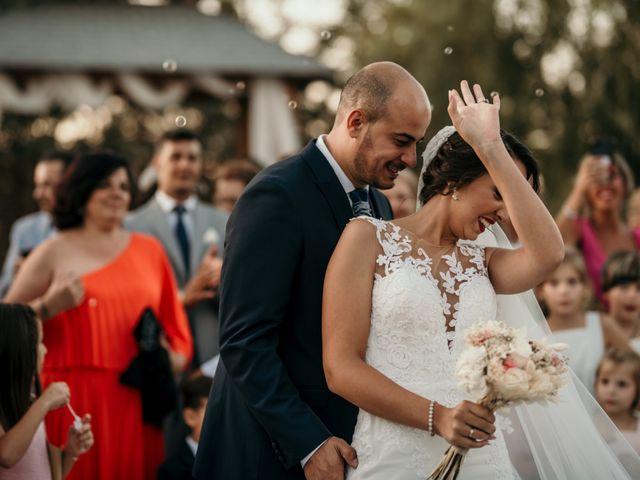 La boda de Miguel y Lurdes en Badajoz, Badajoz 71