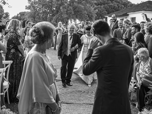 La boda de Rosario y Ángela María