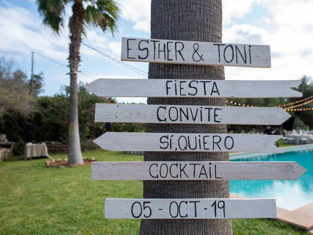 La boda de Toni y Esther en Manacor, Islas Baleares 8
