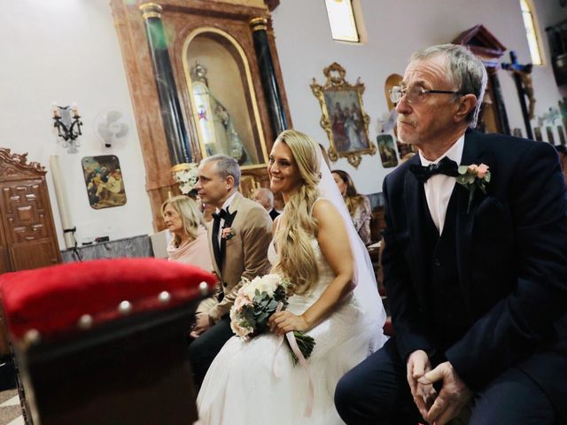 La boda de Gustavo y Mariana en Granada, Granada 6
