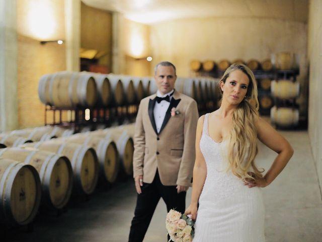 La boda de Mariana y Gustavo