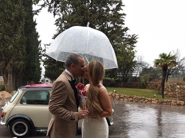 La boda de Gustavo y Mariana en Granada, Granada 13