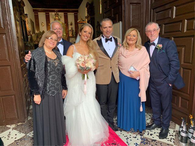 La boda de Gustavo y Mariana en Granada, Granada 18