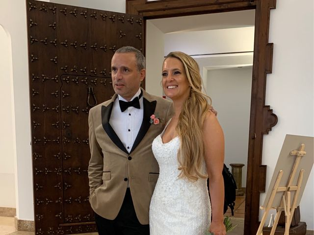 La boda de Gustavo y Mariana en Granada, Granada 20