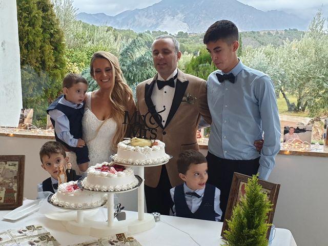 La boda de Gustavo y Mariana en Granada, Granada 26