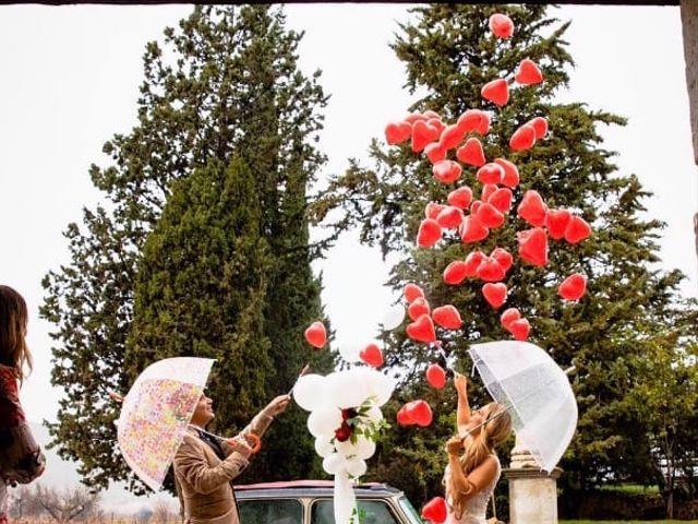 La boda de Gustavo y Mariana en Granada, Granada 27