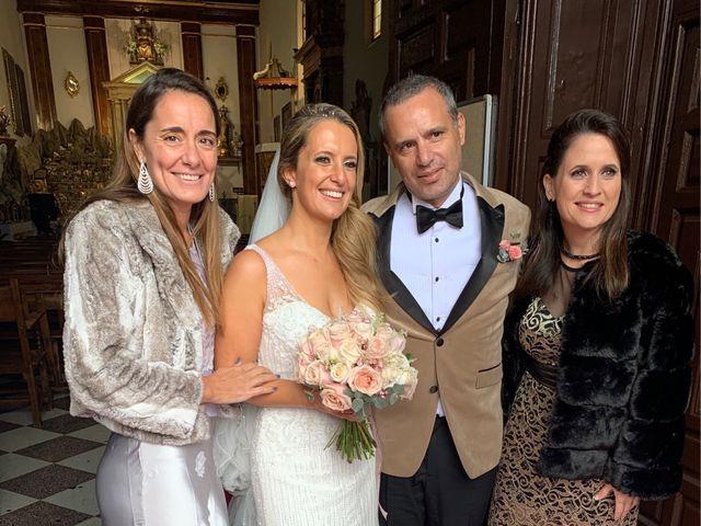 La boda de Gustavo y Mariana en Granada, Granada 28