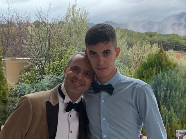 La boda de Gustavo y Mariana en Granada, Granada 30