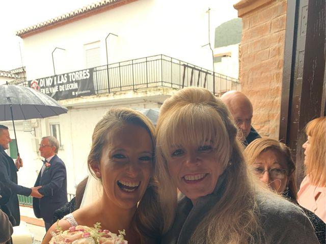 La boda de Gustavo y Mariana en Granada, Granada 31