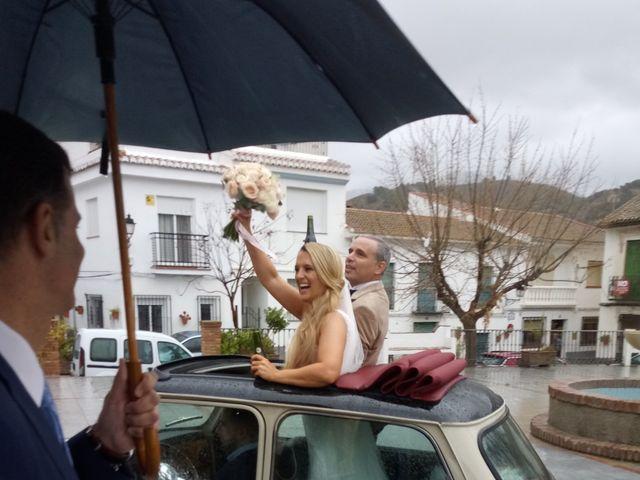 La boda de Gustavo y Mariana en Granada, Granada 33