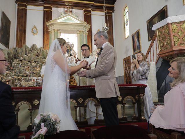 La boda de Gustavo y Mariana en Granada, Granada 34