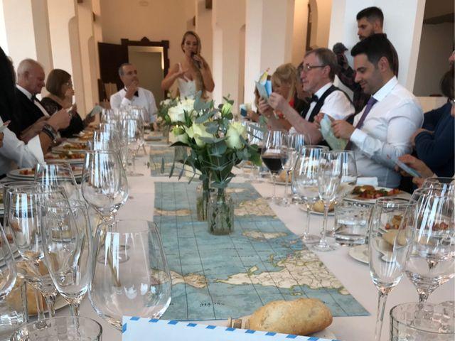 La boda de Gustavo y Mariana en Granada, Granada 36