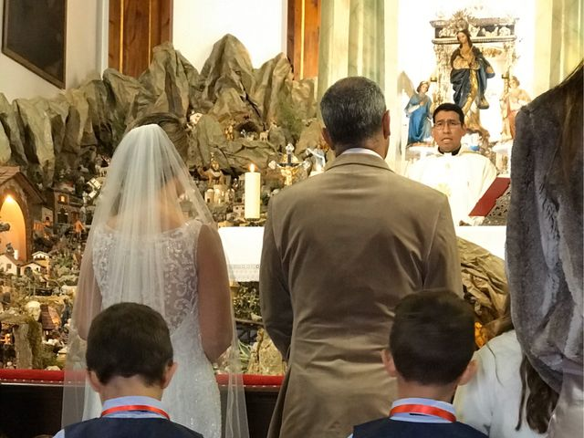 La boda de Gustavo y Mariana en Granada, Granada 39