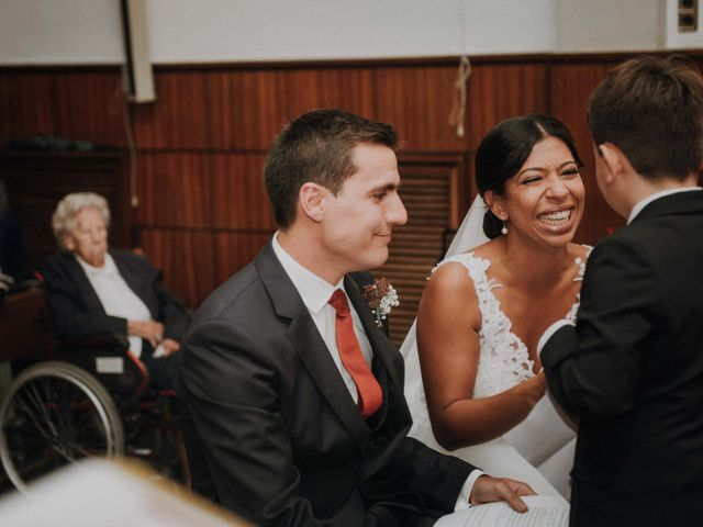 La boda de Daniel y Gabriele en Madrid, Madrid 28