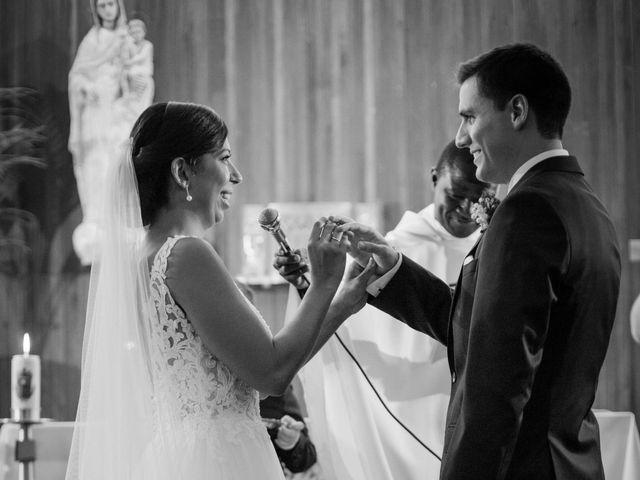 La boda de Daniel y Gabriele en Madrid, Madrid 29