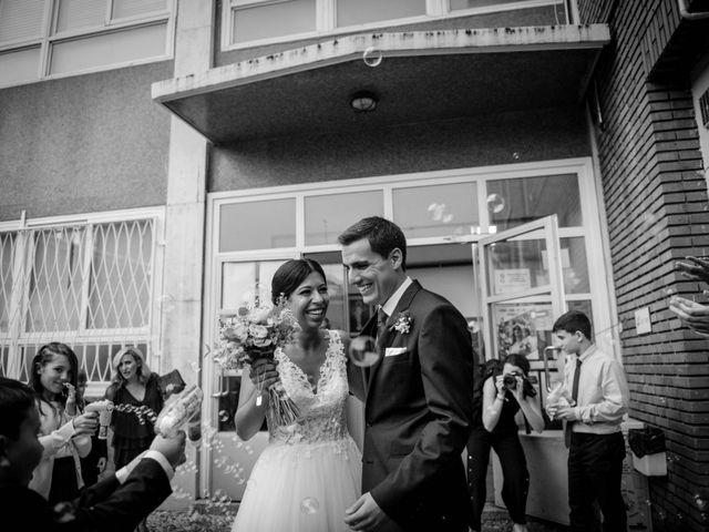 La boda de Daniel y Gabriele en Madrid, Madrid 31