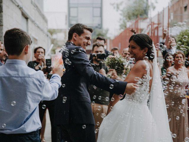 La boda de Daniel y Gabriele en Madrid, Madrid 34