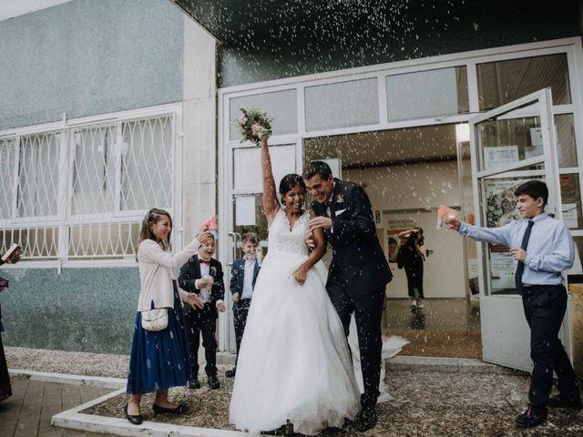 La boda de Daniel y Gabriele en Madrid, Madrid 35
