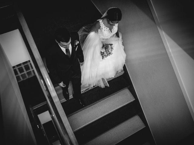 La boda de Daniel y Gabriele en Madrid, Madrid 38
