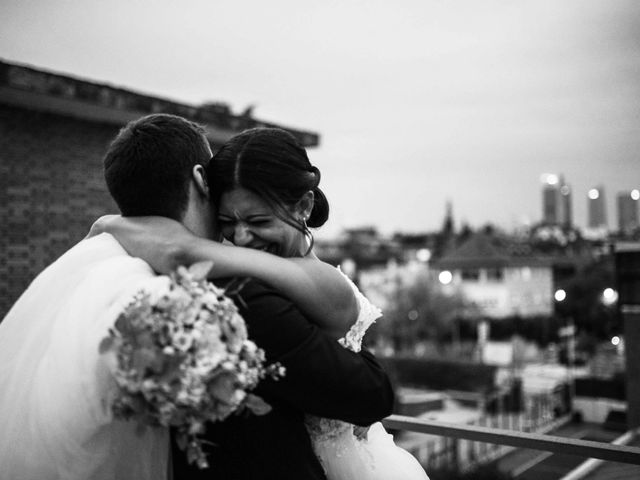La boda de Gabriele y Daniel