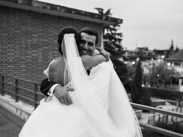 La boda de Daniel y Gabriele en Madrid, Madrid 40