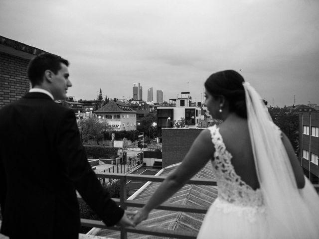 La boda de Daniel y Gabriele en Madrid, Madrid 43