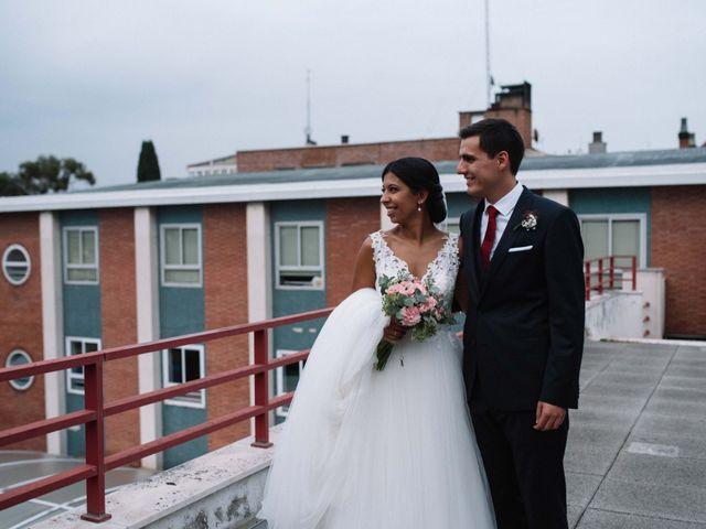 La boda de Daniel y Gabriele en Madrid, Madrid 45