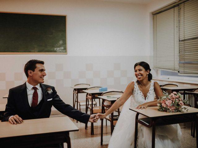 La boda de Daniel y Gabriele en Madrid, Madrid 46