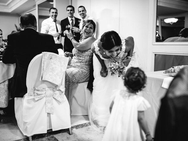 La boda de Daniel y Gabriele en Madrid, Madrid 53