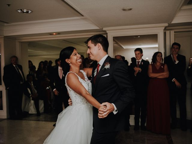 La boda de Daniel y Gabriele en Madrid, Madrid 55