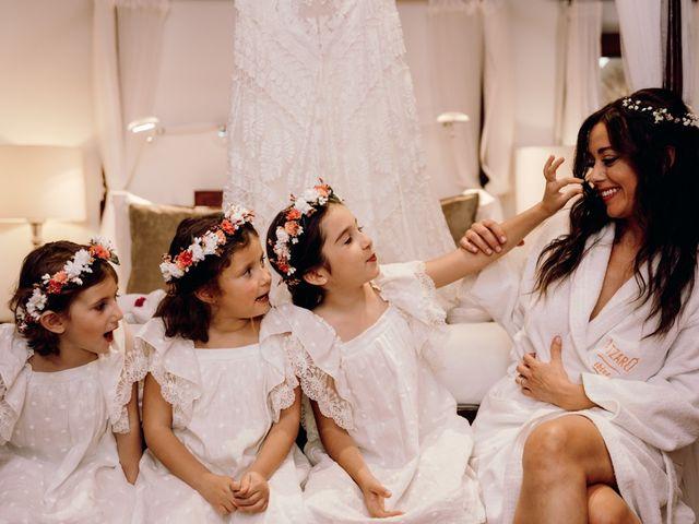 La boda de Ciro y Nuria en Eivissa, Islas Baleares 21