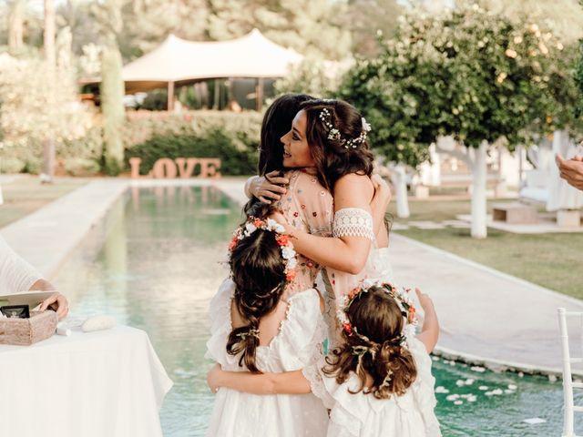 La boda de Ciro y Nuria en Eivissa, Islas Baleares 45