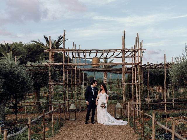 La boda de Ciro y Nuria en Eivissa, Islas Baleares 58